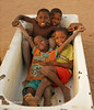 Displaced South Africans - Damaraland, Namibia
