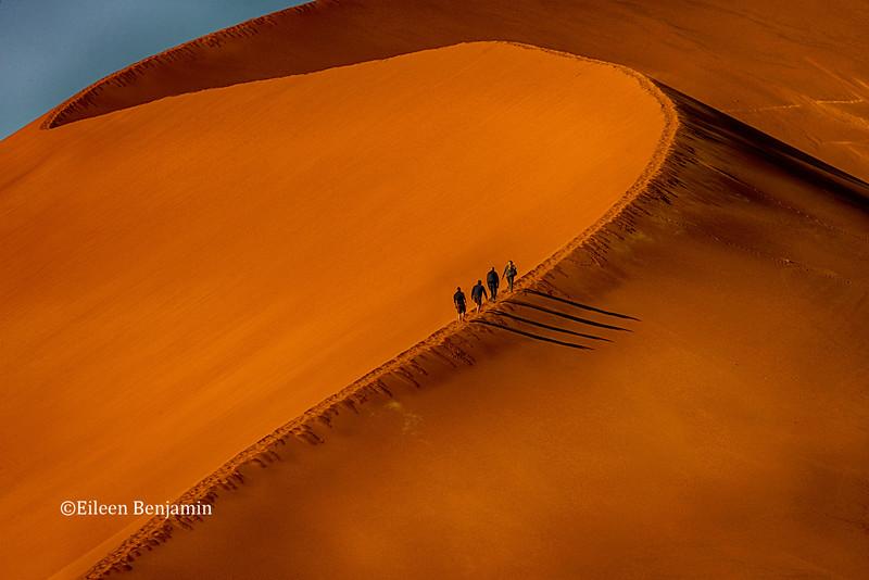 Deadviei Pan - Namib-Naukluft National Park, Namibia