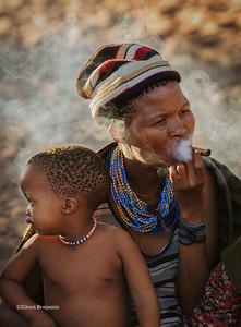 Bushmanland - Tsumkwe, Namibia