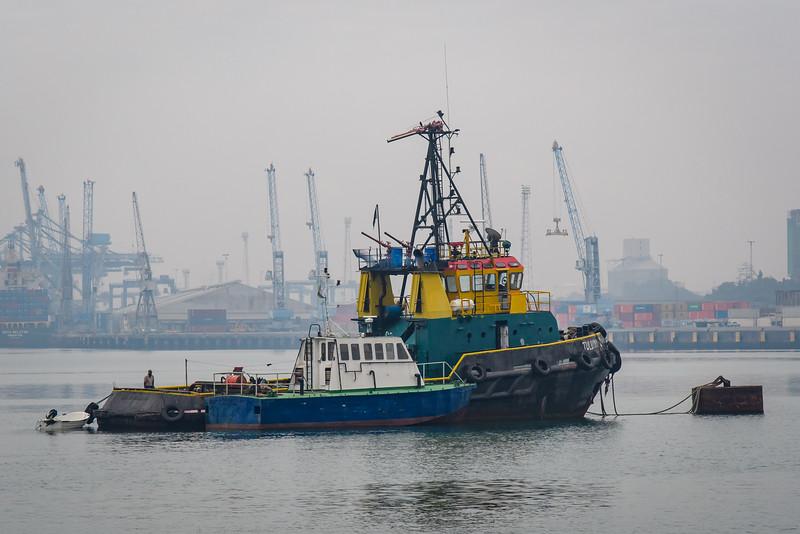 Dar es Salaam Harbor