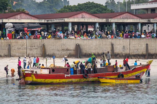 Fish Market, Dar es Salaam