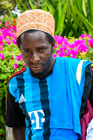 Zanzibar Street Vendor