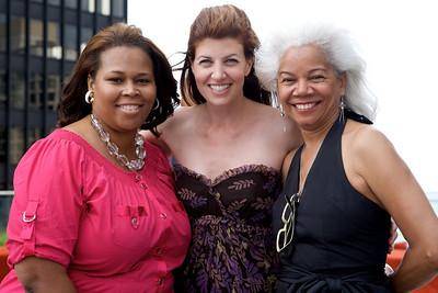 Dionne Williams, Julie Darling, Robin Price