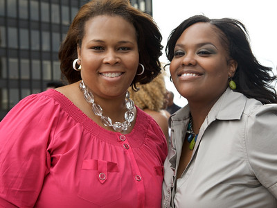 Dionne Williams, Stacy Pitts