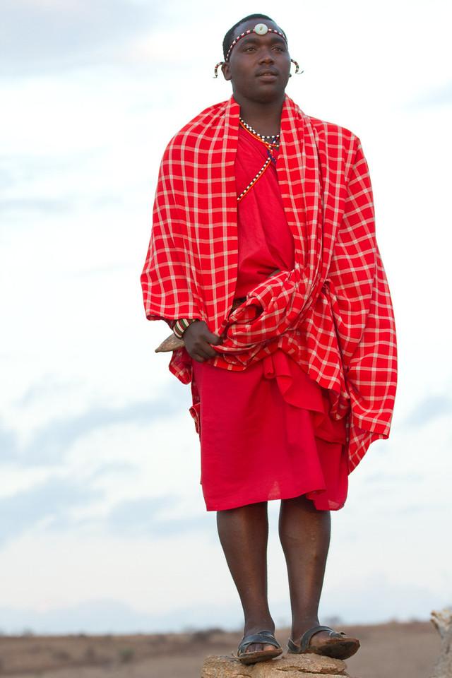 Maasai.