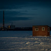 Fishing Shack and Power Plant