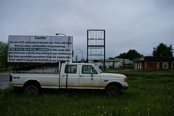 Message from citizen(s) in Fort Nelson.