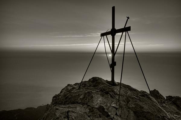 Mount Athos @ 2033M.