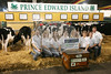 Group photo of the 2009 Prince Edward Island Dairy Team