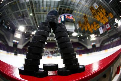 Air Academy vs Cheyenne Mountain Hockey 12.05.14