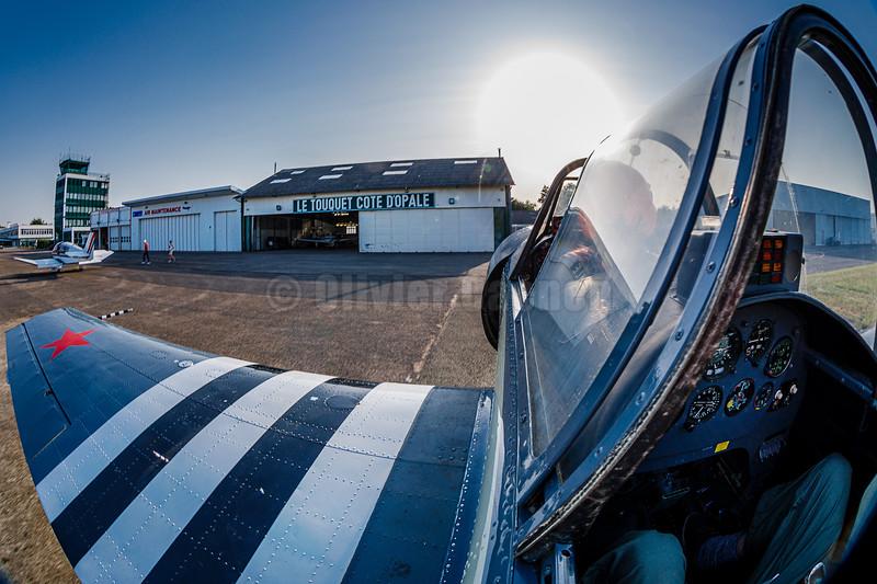 Yak 52 00-CCP First Photo Flight © Olivier Caenen, tous droits reserves