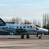 Embraer EMB-121 Xingu, Special Military Paint, Marine Nationale © 2018 Olivier Caenen, tous droits reserves