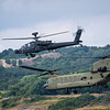 US Army Chinook and Apache © 2018 Olivier Caenen, tous droits reserves
