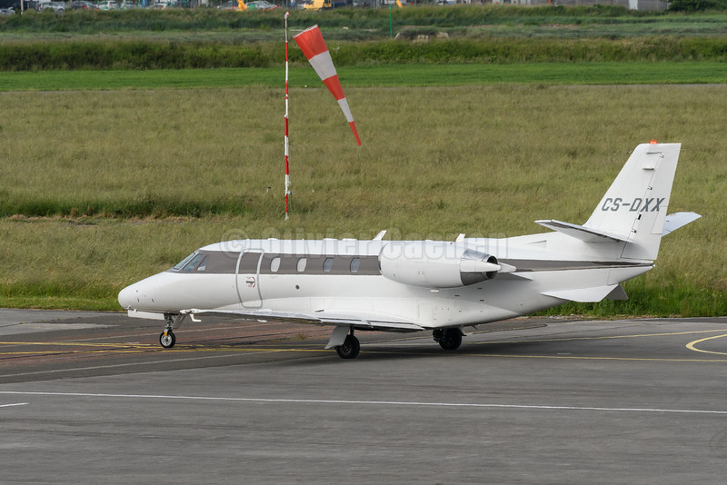 Netjets Europe Cessna 560XL Citation XLS CS-DXW © 2016 Olivier Caenen, tous droits reserves