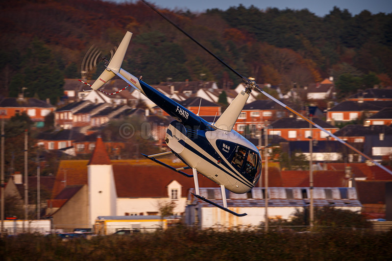 Robinson R44 F-HATR © 2019 Olivier Caenen, tous droits reserves