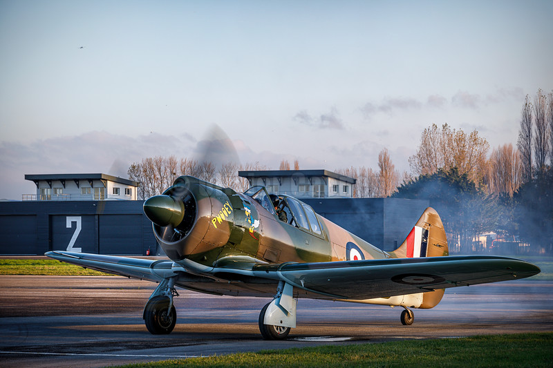 Commonwealth Aircraft Corporation CA-13 Boomerang - A46-139/N32CS © 2019 Olivier Caenen, tous droits reserves