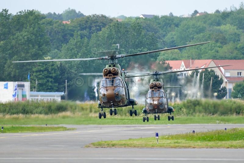 Aerospatiale SA-330B Puma Armée de Terre
