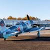 Yakovlev Yak-3 U-PW - 003/F-AZZK © 2019 Olivier Caenen, tous droits reserves
