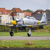 Hawker Sea Fury T.20 WG655 (G-INVN) © 2019 Olivier Caenen, tous droits reserves