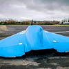 Verhees Delta D-2 F-PDHZ Homebuilt Flying Wing (UFO)© 2019 Olivier Caenen, tous droits reserves