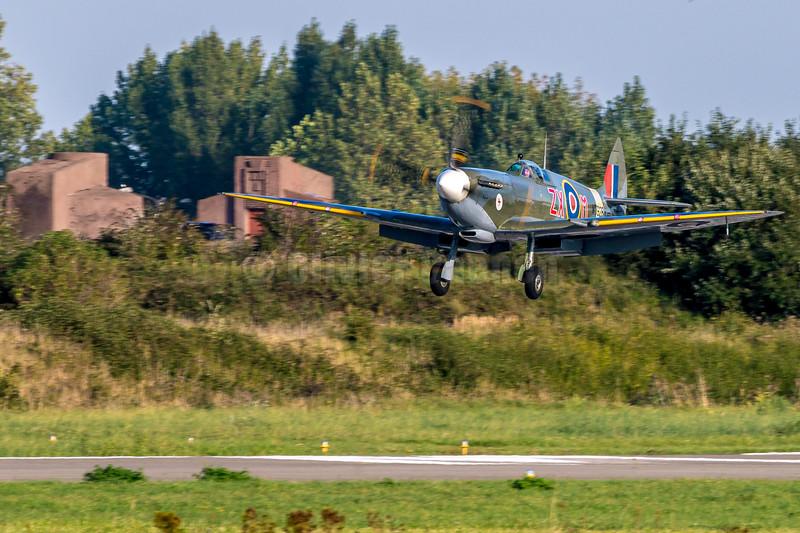 Supermarine Spitfire VIIIc D-FEUR ZX-M © 2019 Olivier Caenen, tous droits reserves