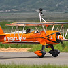Breitling Wingwalker, Boeing Super Stearman airplane model 75 bi plane