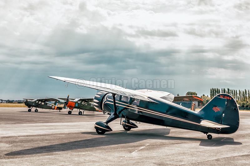 STINSON SR-8E Reliant - NC-16164 © 2018 Olivier Caenen, tous droits reserves