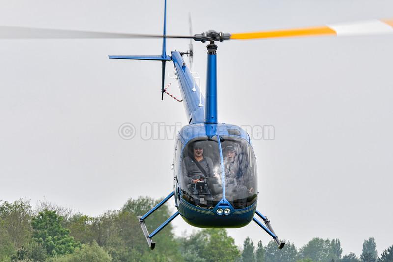 Robinson R44 Raven © 2016 Olivier Caenen, tous droits reserves