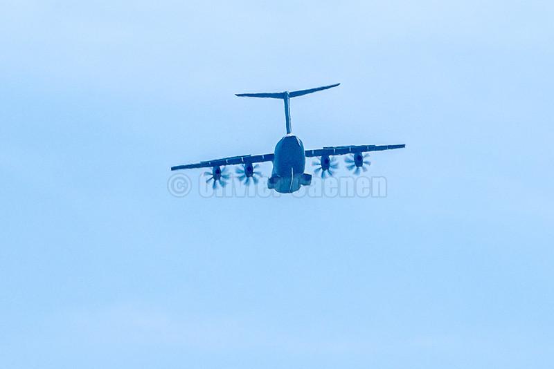 AIRBUS A400M Fort-Mahon / Baie d'Authie © 2019 Olivier Caenen, tous droits reserves