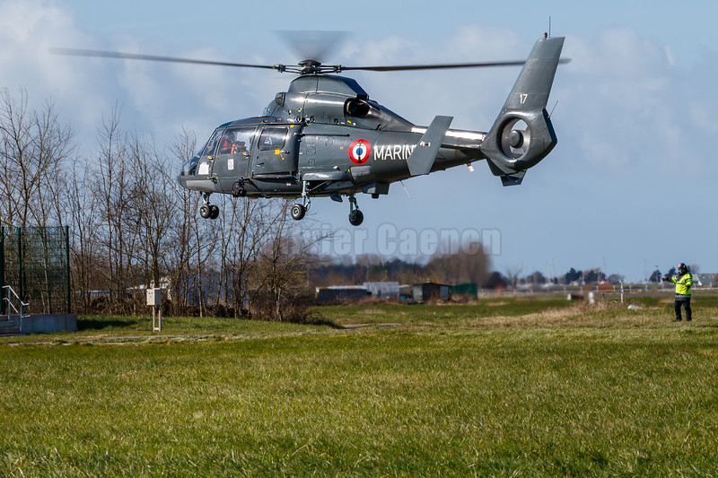 Dauphin Marine17- SP 35F Le Touquet © 2018 Olivier Caenen, tous droits reserves