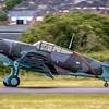 Curtiss-Wright Hawk 75 (G-CCVH) © 2019 Olivier Caenen, tous droits reserves