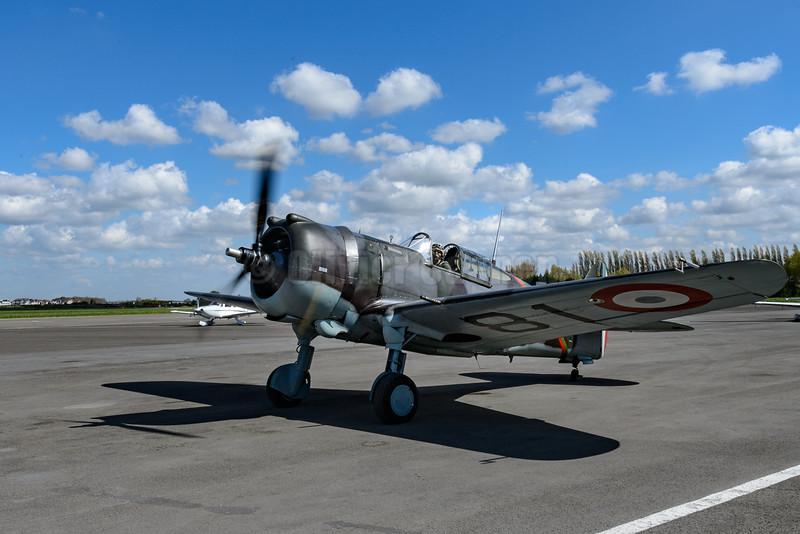 Curtiss P36 Hawk