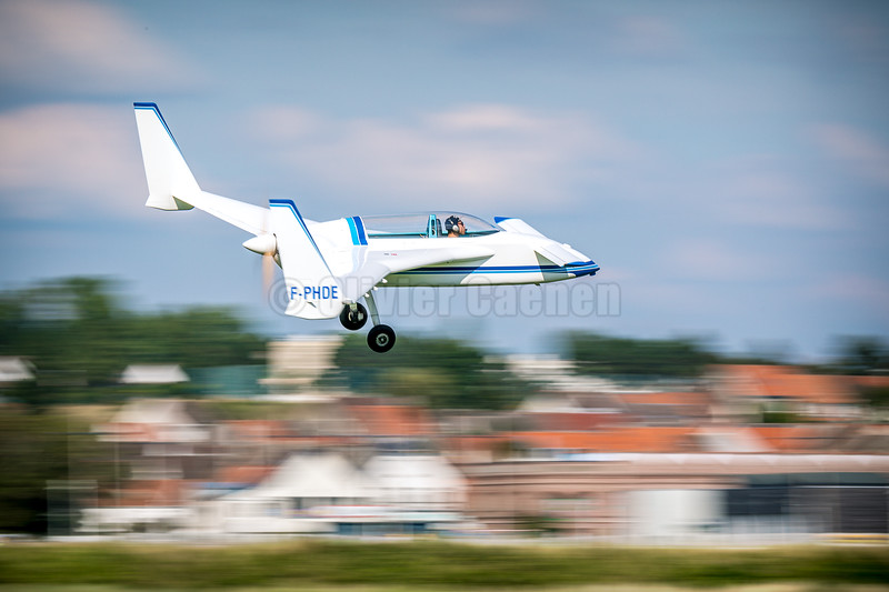 Rutan F-PHDE © 2020 Olivier Caenen, tous droits reserves