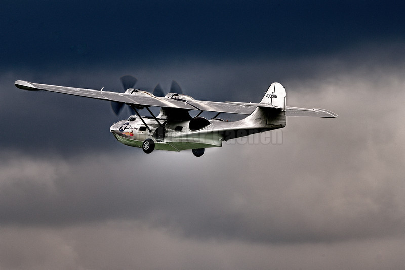 Consolidated PBY Catalina Miss Pick-Up