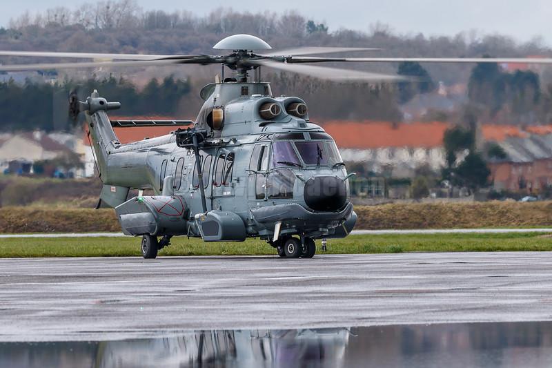 Eurocopter EC-225-LP Super Puma French Navy SZ-2752 © 2018 Olivier Caenen, tous droits reserves