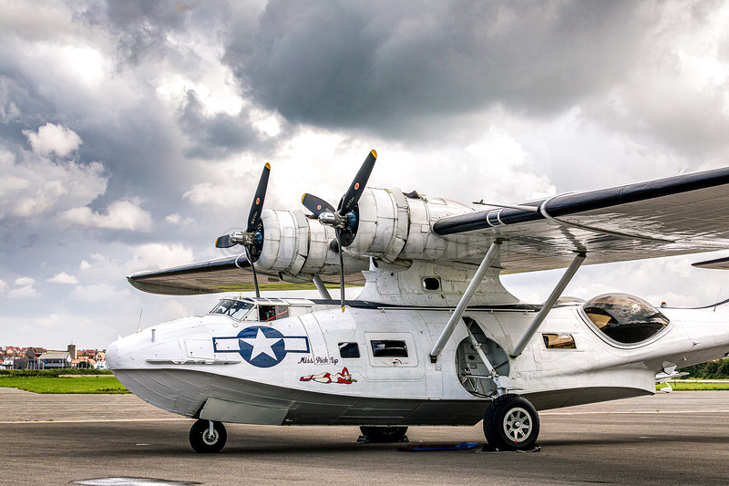 Catalina PBY Miss Pick-up © 2021 Olivier Caenen, tous droits reserves