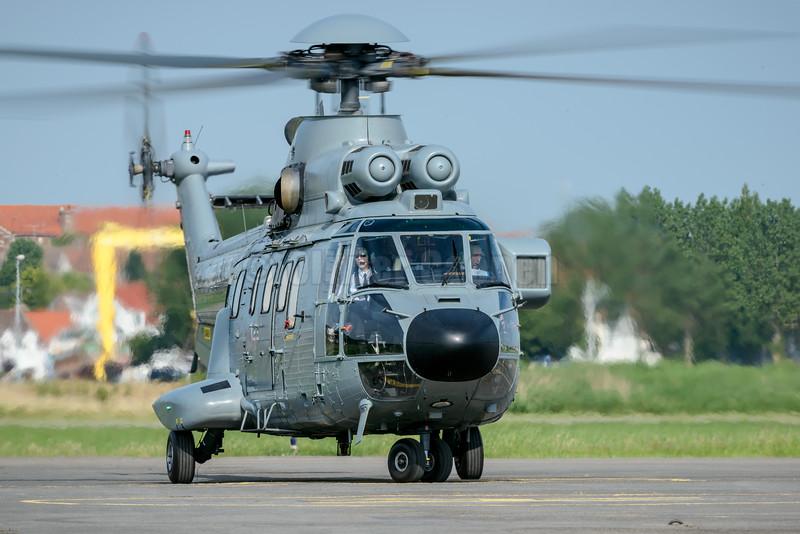 Eurocopter AS-332 Super Puma F-RAFU présidentiel