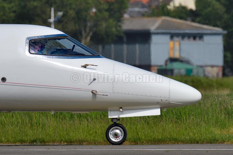 Bombardier Learjet 40XR M-DMBP © 2016 Olivier Caenen, tous droits reserves