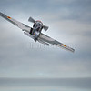 Yakovlev Yak-52 F-WRUS Ultra Low Pass...
