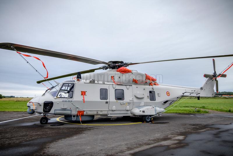NH90 NFH CAIMAN Marine belge © 2016 Olivier Caenen, tous droits reserves