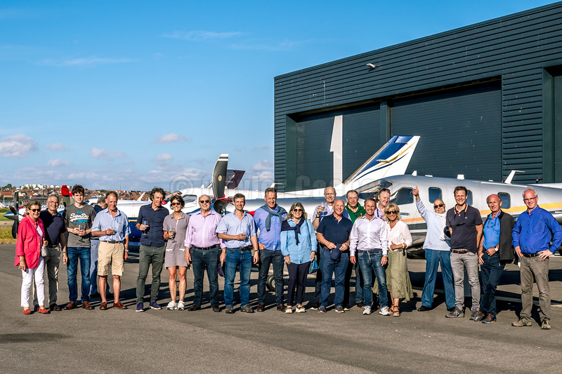 Squadron 2019 to Oshkosh from LFAT  © Olivier Caenen, tous droits reserves