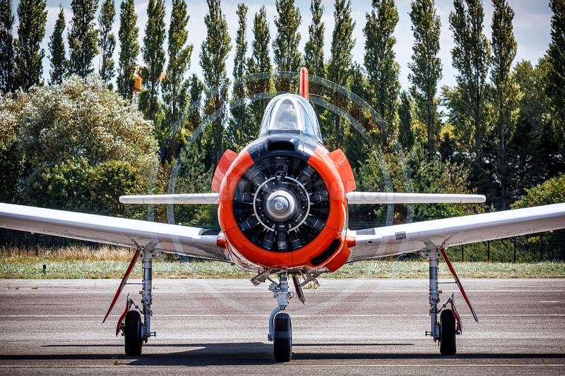 North American T-28 B Trojan - 138360/F-AYVF © 2020 Olivier Caenen, tous droits reserves