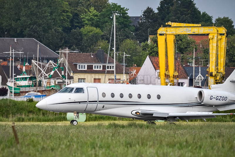 Gulfstream G200 (IAI-1126 Galaxy) - G-GZOO © 2016 Olivier Caenen, tous droits reserves