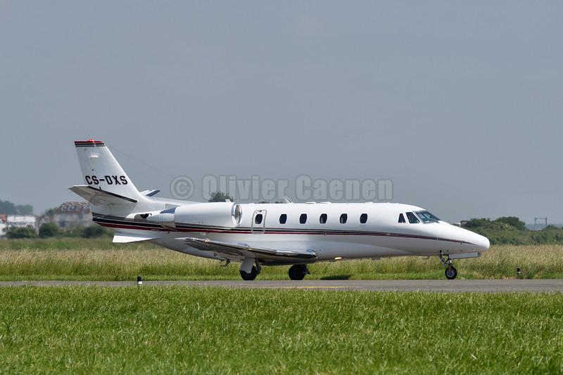 Cessna Citation 560XL Citation XLS - CS-DXS © 2016 Olivier Caenen, tous droits reserves