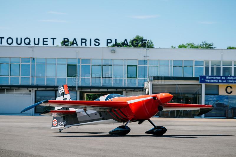 Edge 540 V2 S5-MPP Pilot Peter Podlunsek (Czech Republic)