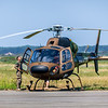 Helicopter AS555UN Fennec AYF EAALAT © 2020 Olivier Caenen, tous droits reserves