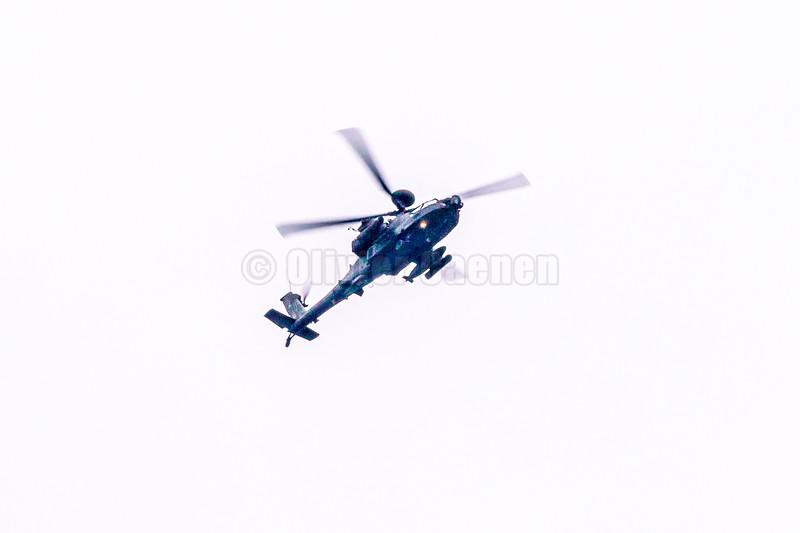 Boeing AH-64 Apache © 2019 Olivier Caenen, tous droits reserves