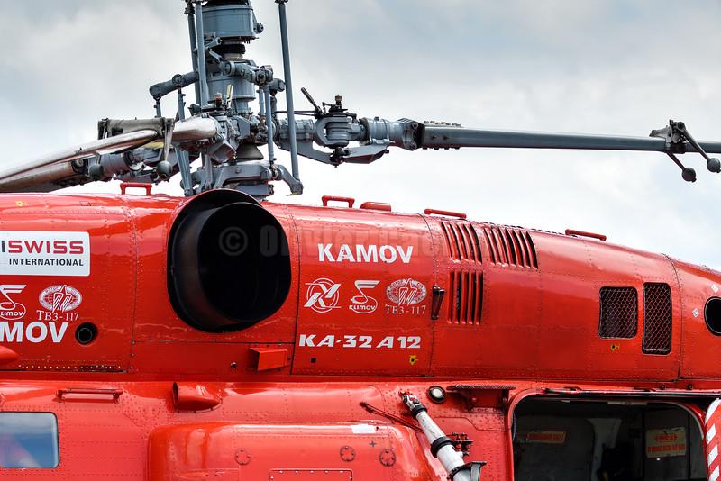 Kamov KA32A12 HB-XKE HELISWISS © 2016 Olivier Caenen, tous droits reserves
