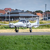 F-HDAB Private Diamond DA42 Twin Star © 2016 Olivier Caenen, tous droits reserves