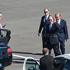 Visite du Prince Albert de Monaco au Touquet
